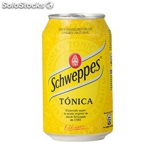tonica shweppes lata 33cl