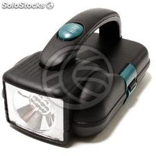 Tool box with flashlight 7LED (HT93)