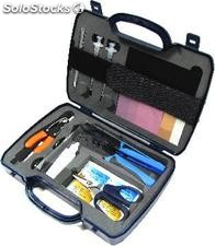 Tool kit for fiber of 15 pieces (TK21)