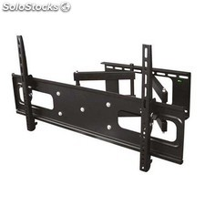 TooQ - soporte giratorio e inclinable para monitor / tv lcd, plasma de 32-63,