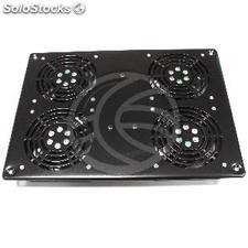 Top cover with 4 fans for rack cabinet MobiRack MobiRackHQ (WO22)