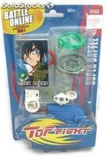 Top Fight. Peonza estilo Beyblade