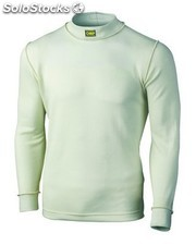 Top ropa interior nomex blanco talla xl