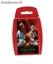 Top trumps star wars el despertar de la fuerza