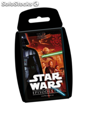 Top trumps star wars episodios i-iii