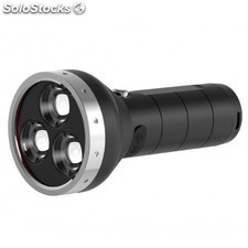 Torcia Led Lenser Mt18, 3000 Lumen Ricaricabile - Led Lenser
