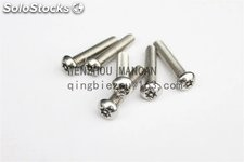tornillo antirrobo acero inoxidable304/316