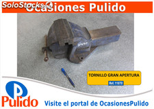 Tornillo banco numero 6 - apertura 200mm