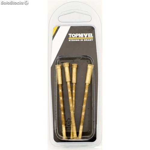 Tornillo Pasante Multicorte M4X75Mm Ltdo. Nivel 4 Pz