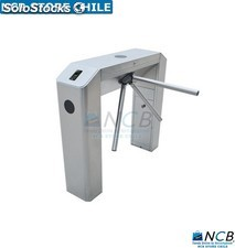 Torniquete Simple Incluye Lector Rfid 2 Fr1200+1 Inbio260