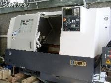 Torno cnc Bancada Inclinada (Slant Bed) / CK50