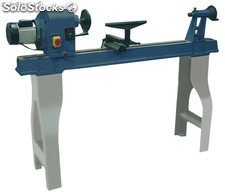 Torno manual con copiador woodman tc-1100