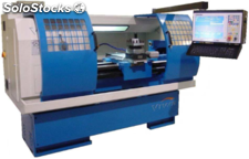 Torno paralelo cnc vtc1640t400 Control centroid t400