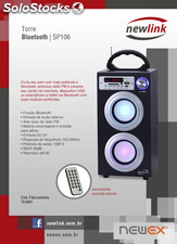 Torre bluetooth SP106 newlink