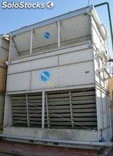 Torre de Refrigeracion Marca bac Baltimore Aircoil International Tipo bac f100