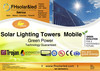 Torre solar de iluminacion / solar lighting tower FHS700A - Foto 5