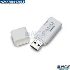 Toshiba 32Gb Pendrive Usb 2.0 Blanco