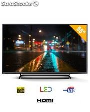 "Toshiba 55"" tv led Full hd Noir"