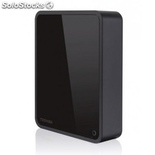 Toshiba - Canvio for Desktop 3TB 3000GB Negro disco duro externo
