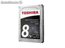 Toshiba X300 8000GB Serial ata iii internal hard drive HDWF180UZSVA
