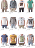 stock t shirt uomo