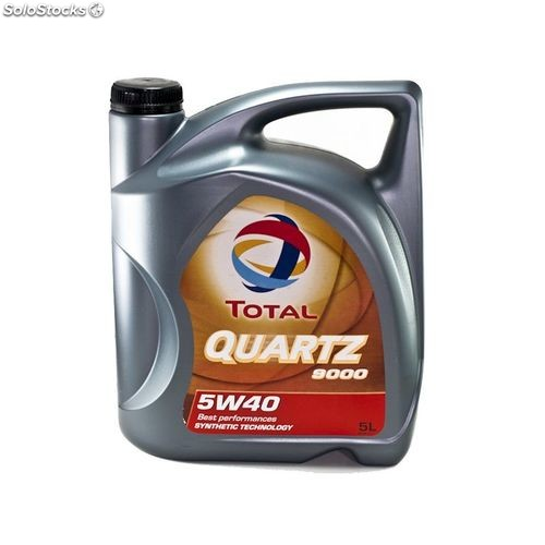 Total quartz 9000 5W-40 5 lt