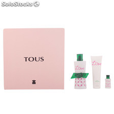 Tous love moments lote 3 pz