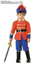 Toy soldier infant costume