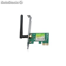 TP-LINK - 150Mbps Wireless PCI Epress Adapter Interno 150Mbit/s adaptador y