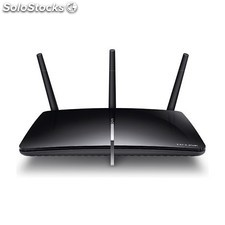 TP-LINK - Archer D7 Dual-band (2.4 GHz / 5 GHz) Gigabit Ethernet Negro router