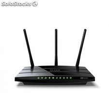 TP-LINK - Archer VR400 Doble banda (2,4 GHz / 5 GHz) Gigabit Ethernet 3G 4G