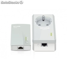 TP-LINK - AV500 500Mbit/s Ethernet Blanco 1pieza(s) adaptador de red powerline