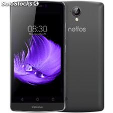 Tp-link neffos smartphone c5l gris oscuro