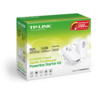 Tp-link powerline av2000 - starter kit - puente - conectable en la pared 2 (las