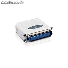 TP-LINK - Single Parallel Port Fast Ethernet Print Server LAN Ethernet servidor