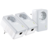 Tp-link tl-pa4010pt kit av500 powerline adapter with ac pass through - equipo de