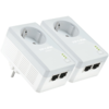 Tp-link tl-pa4020pkit av500 2-port powerline adapter with ac pass through -