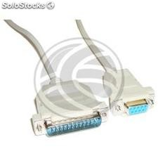 Tpv 5m Serial Cable (DB25M-DB9H) (NM43)