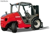 Tractoelevador Manitou mh 25-4 t