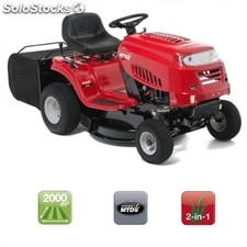 Tractor cortacésped MTD RC125