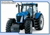 Tractor - New Holland Série TG