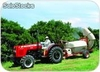 Tractor Serie 200 fruteros (50hp a 95hp)