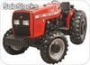 Tractor Serie 64 hp-mf 262 st
