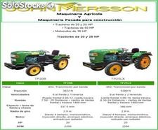 Tractores Agricolas John Mersson