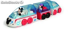 Train rc de mickey