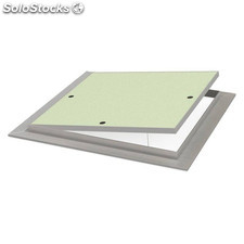 Trampilla De Registro Falso Techo 400X400Mm Construsim Carto...
