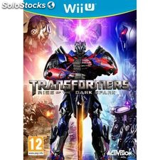 Transformers Rise of the Dark Spark (WiiU)