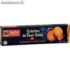 Traou mad galette caramel 100G