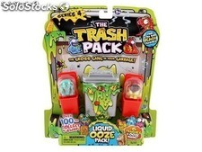 Trash Pack. 68116. Serie 4. Blister 6 slime.