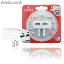 Travel Adapter Usa Usb Unearthed